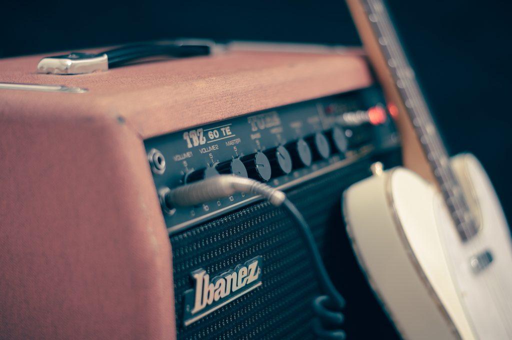 Ibanez Guitar Amplifier