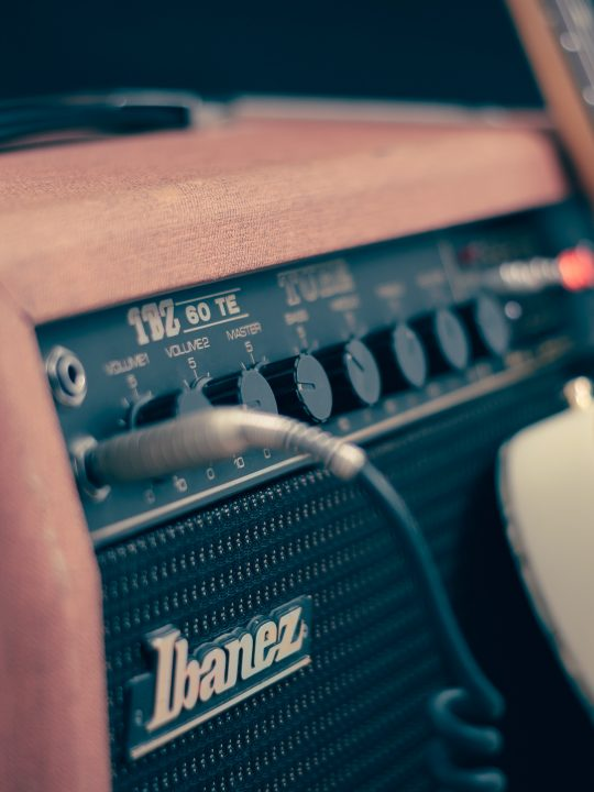 Ibanez Guitar Amplifier