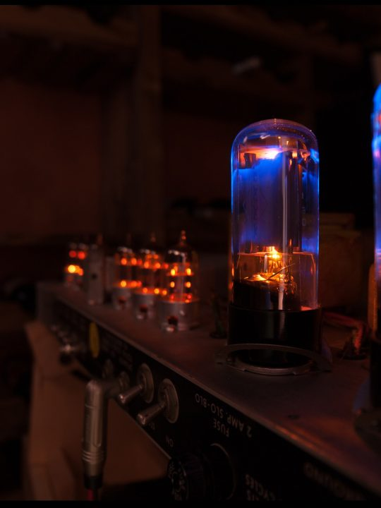 Guitar Tube Amplifier